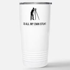 Land-Surveyor-03-A Stainless Steel Travel Mug