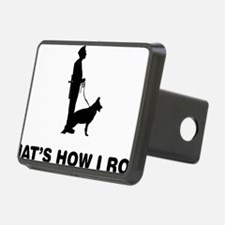 K9-Police-12-A Hitch Cover