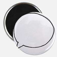 Speech Bubble Magnet