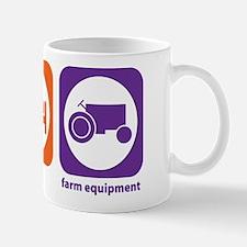 Eat Sleep Farm Equipment Mug