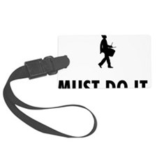 Marching-Band---Snare-Drum-08-A Luggage Tag