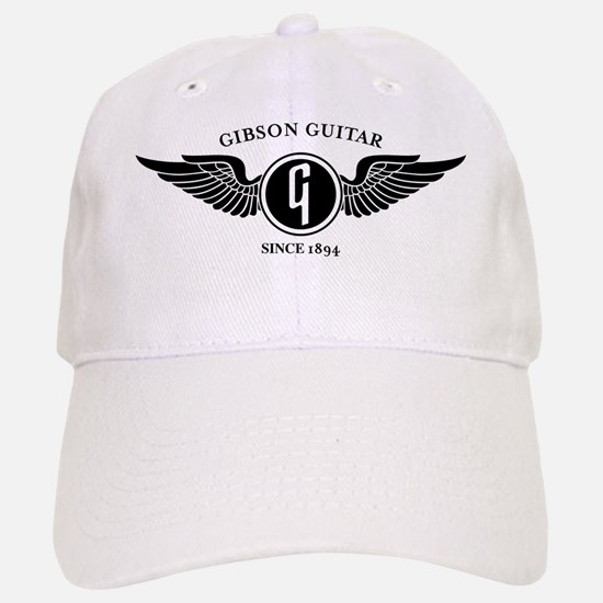 Gibson Guitars (Music). Baseball Baseball Cap