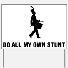 Marching-Band---Snare-Drum-03-A Yard Sign