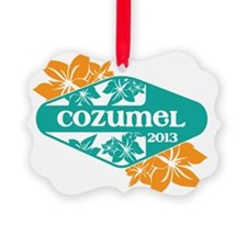 Cozumel T-shirt Ornament