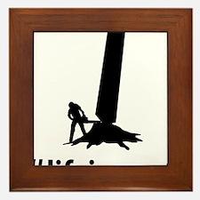 Logger-06-A Framed Tile