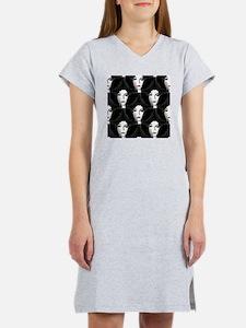 Riyah-Li Designs Afro Women's Nightshirt