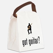 Classical-Guitar-02-A Canvas Lunch Bag