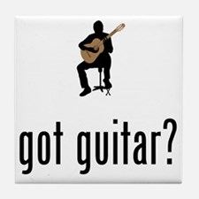 Classical-Guitar-02-A Tile Coaster