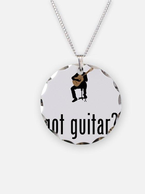 Classical-Guitar-02-A Necklace
