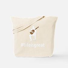 Classical-Guitar-06-B Tote Bag