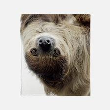 Sloth 84 inch Throw Blanket