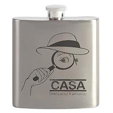 CASA Detective Flask