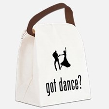 Dancing-02-A Canvas Lunch Bag