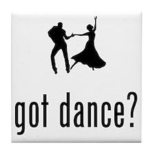 Dancing-02-A Tile Coaster