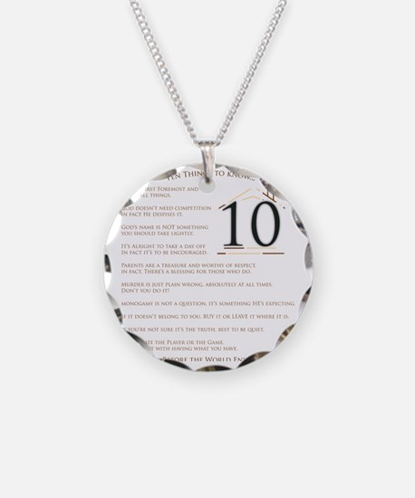 Top Ten Things to Know2 Necklace