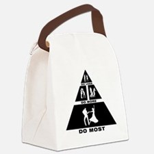 Dancing-11-A Canvas Lunch Bag