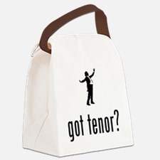 Opera-Singer-Tenor-02-A Canvas Lunch Bag