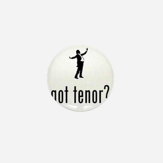 Opera-Singer-Tenor-02-A Mini Button