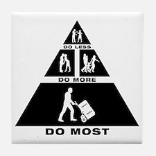 Mover-11-A Tile Coaster
