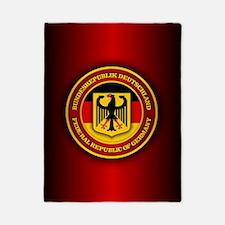 German Emblem Twin Duvet