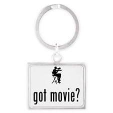 Movie-Director-02-A Landscape Keychain