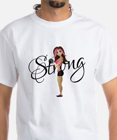 Strong Fit Girl Shirt