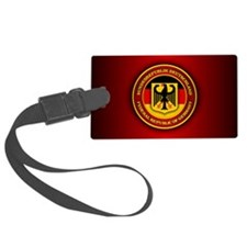 German Emblem Luggage Tag