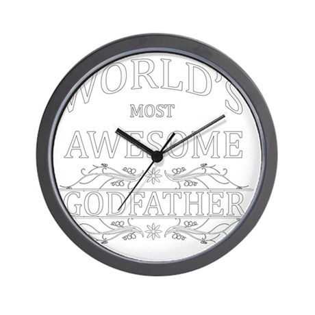 Godfather Wall Clock By Admin Cp13428990