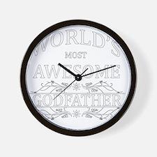 godfather Wall Clock