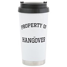 Hangover - Property Of Travel Mug