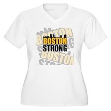 Boston Strong Ora T-Shirt