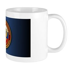 Russia COA (License Plate) Mug