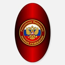 Russia COA (iphone snap) Decal