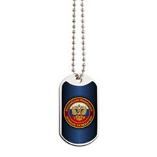 Russian Tribute Dog Tags