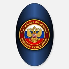 Russia COA (iphone 5) blue Decal