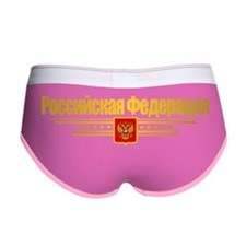 Russia (front) Women's Boy Brief