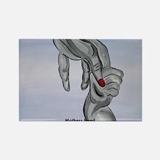 Mothers Bond Rectangle Magnet
