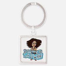 Chutney Wyndham Square Keychain