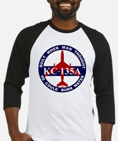KC-135A - Built When Man Thought H Baseball Jersey