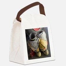 TURNOUT GEAR Canvas Lunch Bag