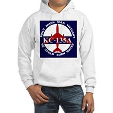 KC-135A - Built When Man Thought Hoodie