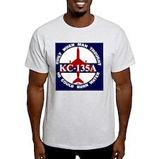 KC-135A - Built When Man Thought He  T-Shirt