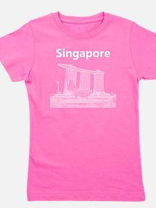 Singapore_10x10_v3_MarinaBaySandsMuseum Girl's Tee