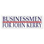 Businessmen for John Kerry (sticker)