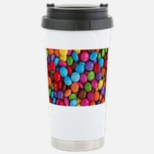 Colorful Candy Stainless Steel Travel Mug