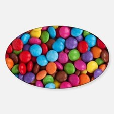 Colorful Candy Decal