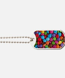 Colorful Candy Dog Tags