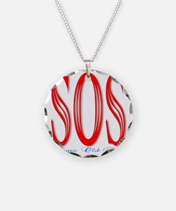 S.O.S. Necklace