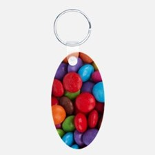 Colorful Candy Keychains