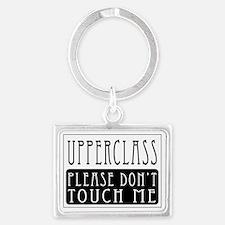 Upperclass Landscape Keychain